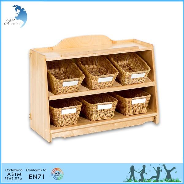 Direct Buy Cheap Eco Friendly Wooden Montessori Preschool