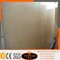 Yellow Cream Beige Travertine Tile Marble Floor Tile Price