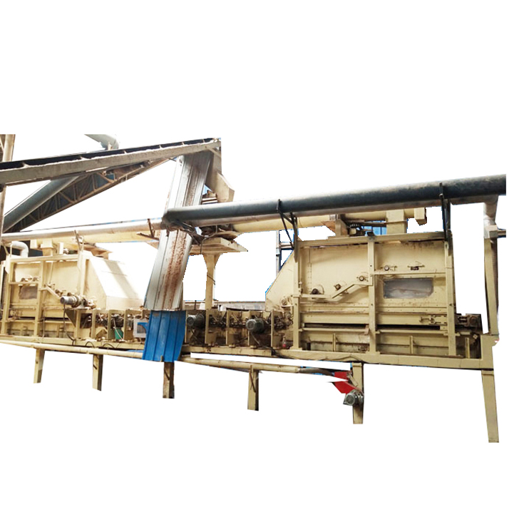 Fiber Cement Board Sandwich Panel Productielijn/OSB Productielijn/spaanplaat Making Machine