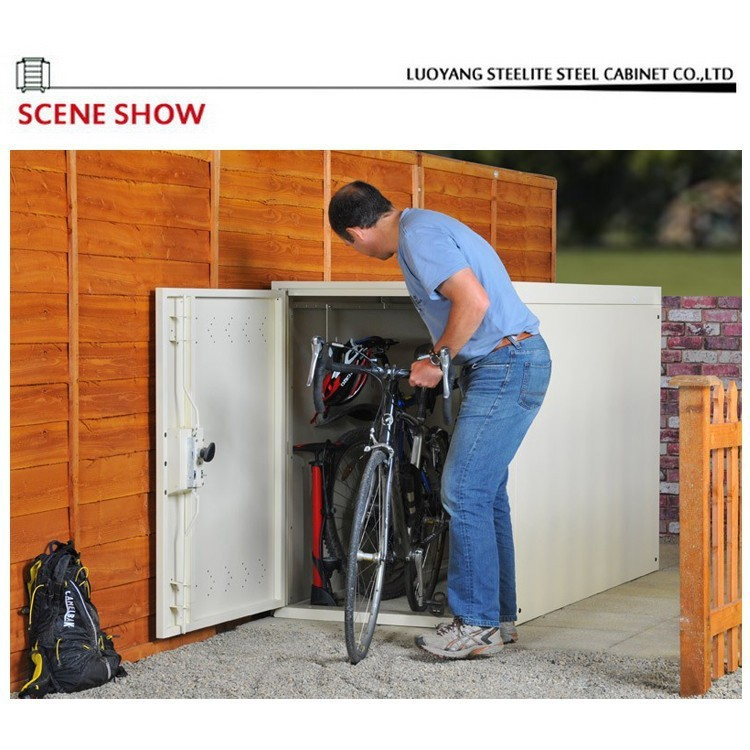 Mobili da esterno armadio bicicletta armadio di stoccaggio for Mobili per esterno in metallo