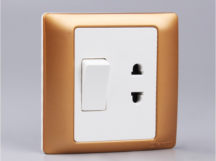 Switch Of Hotel Use Standard Size Best Price Electrical 16A Modern Light Switches