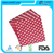Decorative design tissue disposable paper napkin