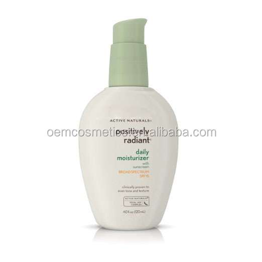 Positively Radiant Daily Moisturizer Sunscreen with Broad Spectrum SPF 15