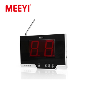 MEEYI wireless communication system pager for bathing and foot massage places