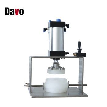 Date Paste Green Tea Paste Filling Pressing Machine Mooncake Stuffing Presser Machine