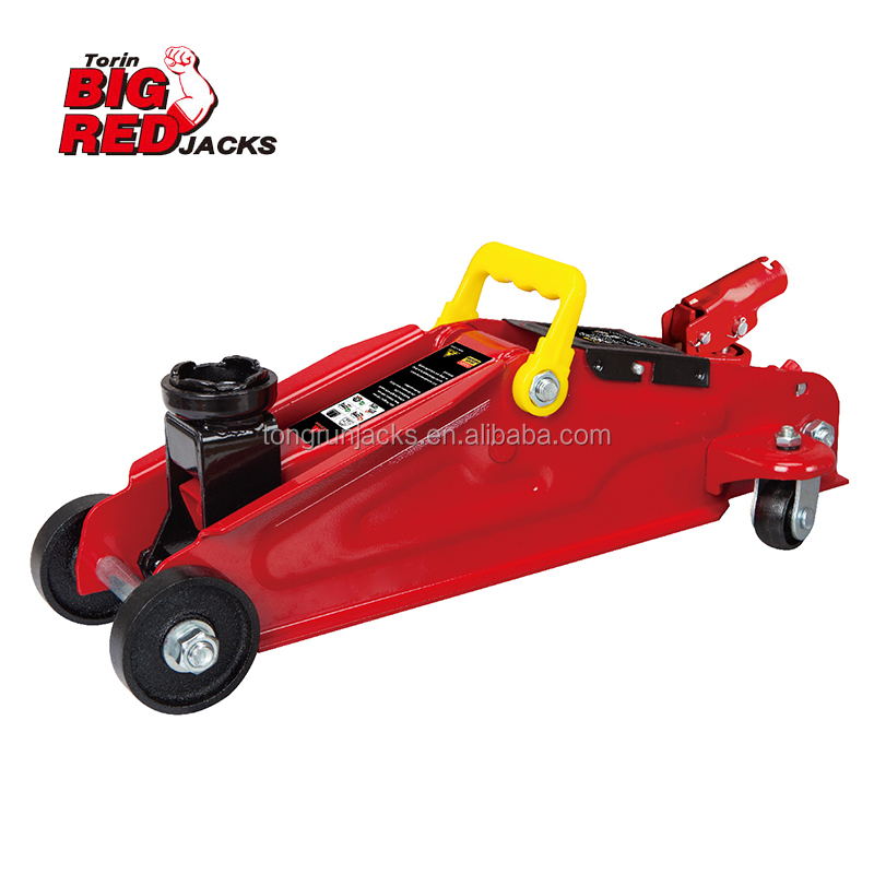 2 Ton Hydraulic Trolley Jack with CE T820050R with Blow Case Package
