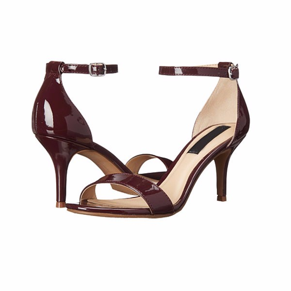 Monaco Sandals 3 Color Red Gold Black Women High Hell Shoes 2016 ...