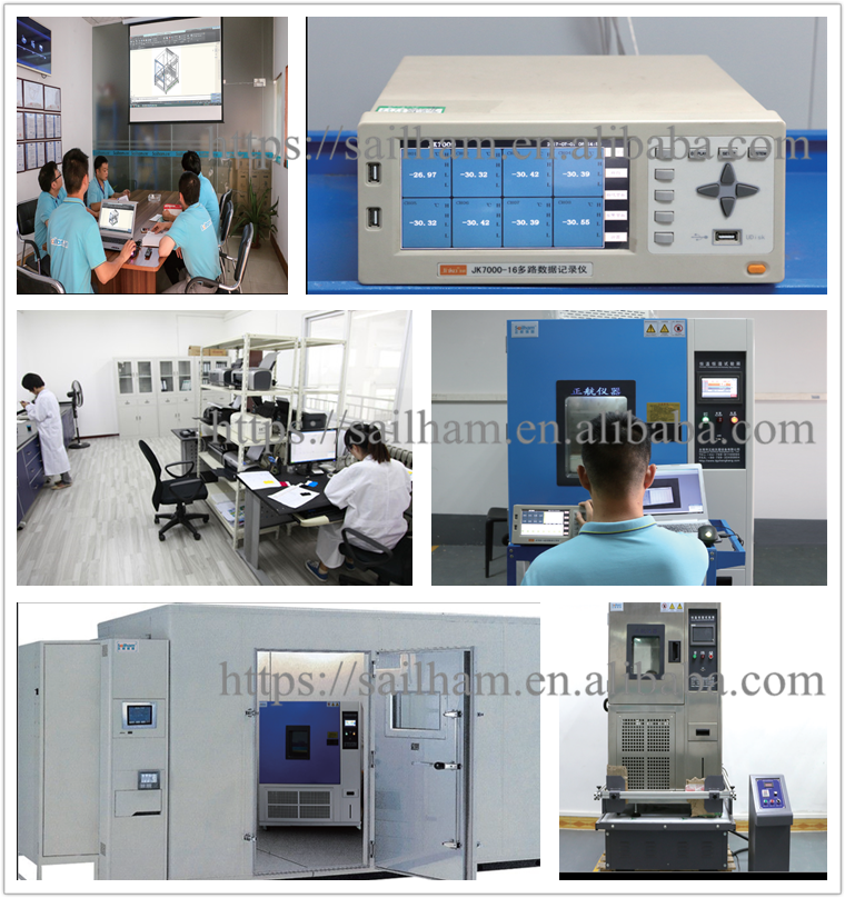 Programmable Environmental test chamber with Humidity and temperature control
