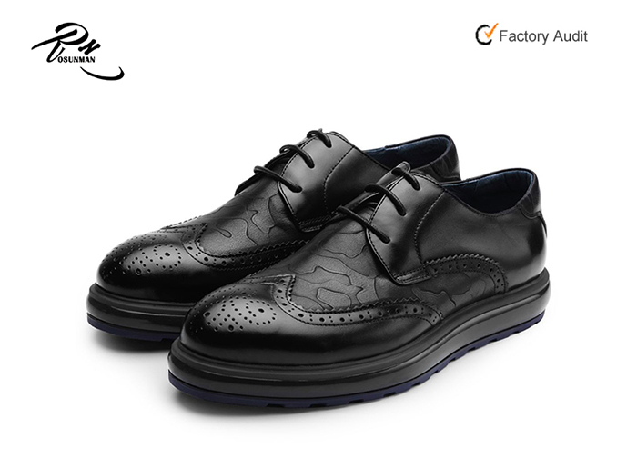 Platform leather wholesale dress dress casual 2016 men shoes shoes factory style fashion RqqwZ8