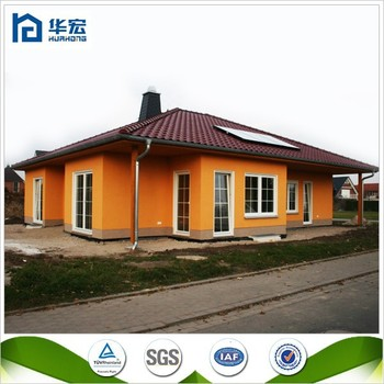 South America Prefabricated Foam Cement House