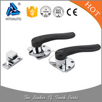 HT96-A new chrome polished refrigerator door handle
