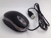 Bulk Cheap optical Computer Mouse Black Mini Wired Mouse For Computer