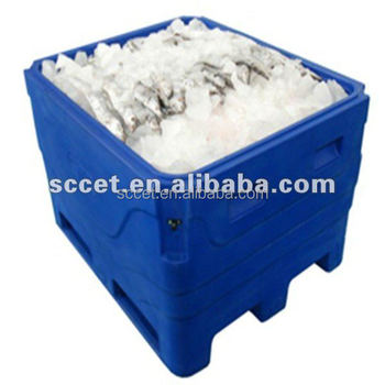 600l Fish Storage Box Ice For Storing