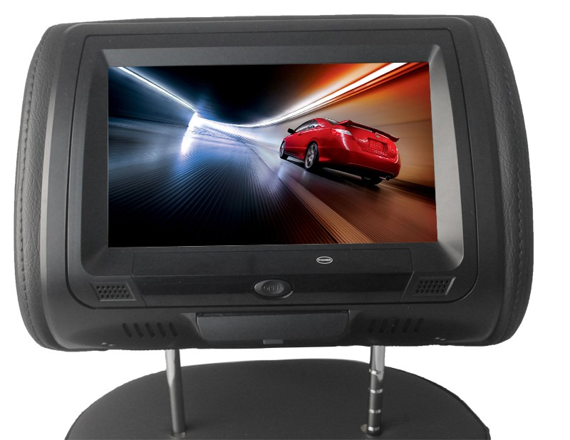 9INCH HD Screen Android Headrest DVD Monitor Player with Pillow/IR/FM Game Function