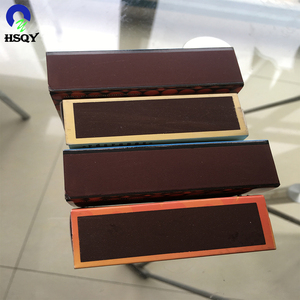 210mm*600mm Black& Brown Match Striking Paper For Safety Match Box
