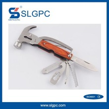 Made in China tools environmental friendly stainless steel material GBS-07 claw hammer strength
