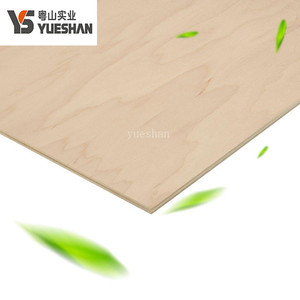 High quality 6mm bending plywood for customized furniture