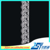 OEM supplier hand crochet lace trim for garment collar