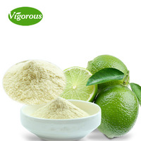 Free Sample High Quality Dried Lemon Peel Extract Powder