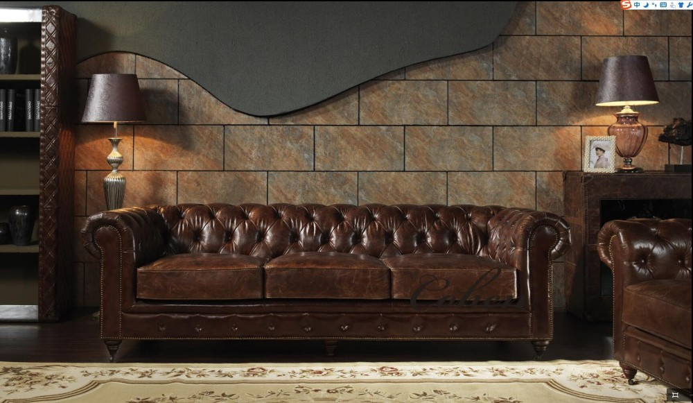 New Jason Furniture China Sofa Leather Sectional 9 Seater