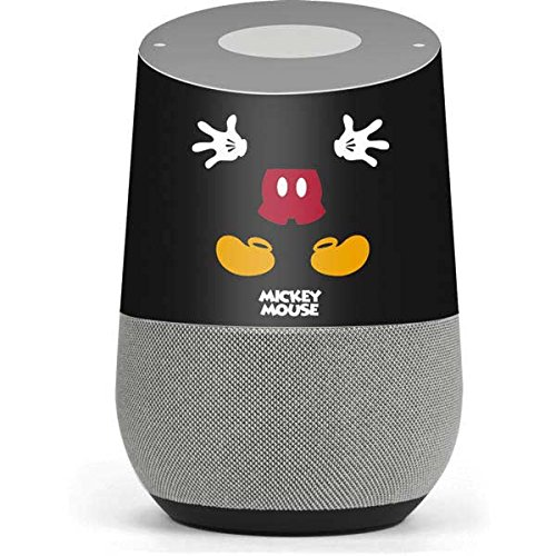 8909f33b68b Get Quotations · Mickey Mouse Google Home Skin - Mickey Mouse Body Vinyl  Decal Skin For Your Home