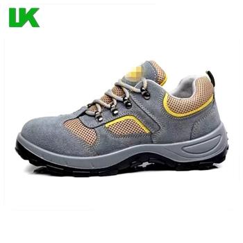 Zapatos De Seguridad De Cuero De Senderismo Impermeables Para Hombre Al Por Mayor De Fábrica China Buy Zapatos De Senderismo Impermeables Para