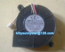 Free shipping SERVO 5cm E0515H24B8ASA64 24V 0.1A Server Fan,Cooling Fan