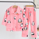 Cute Comfortable Two Set Flannel Baby Pajamas Baby Rompers Wholesale Baby Infant Clothes From China