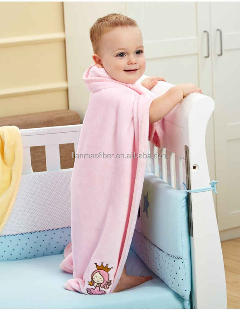 Animal Baby Cotton Soft Plush Blanket