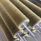 TDF Brass wire wheel stainless steel wire brush for Wood & furniture industry
