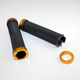 Win 039 color plastic bicycle handle grips