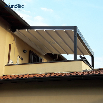 Free Standing Design Pvc Folding Gazebo Retractable Canopy ...