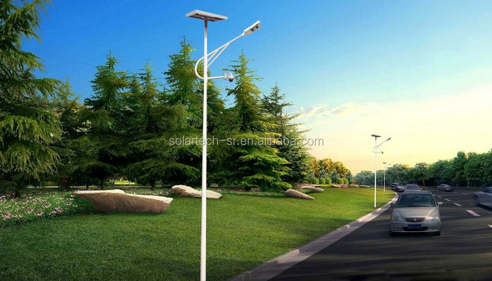 60w-150w HOMBO design street lighting with Bridgelux chips and Meanwell driver