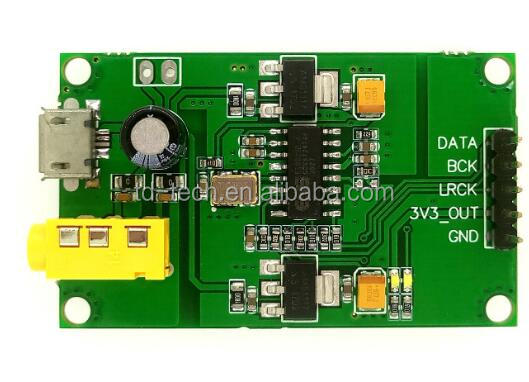 I2s Hifi Dac Digital Audio Soundkarte Es9023 Erweiterungskarte Decodierung Bord Encoder Für Raspberry Pi3 Pi2 B Digital-analog-wandler Tragbares Audio & Video