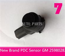 OE# GM25980282 New Original PDC Parking Sensor for Cadillac /Buick /Chevrolet /GM Orlando