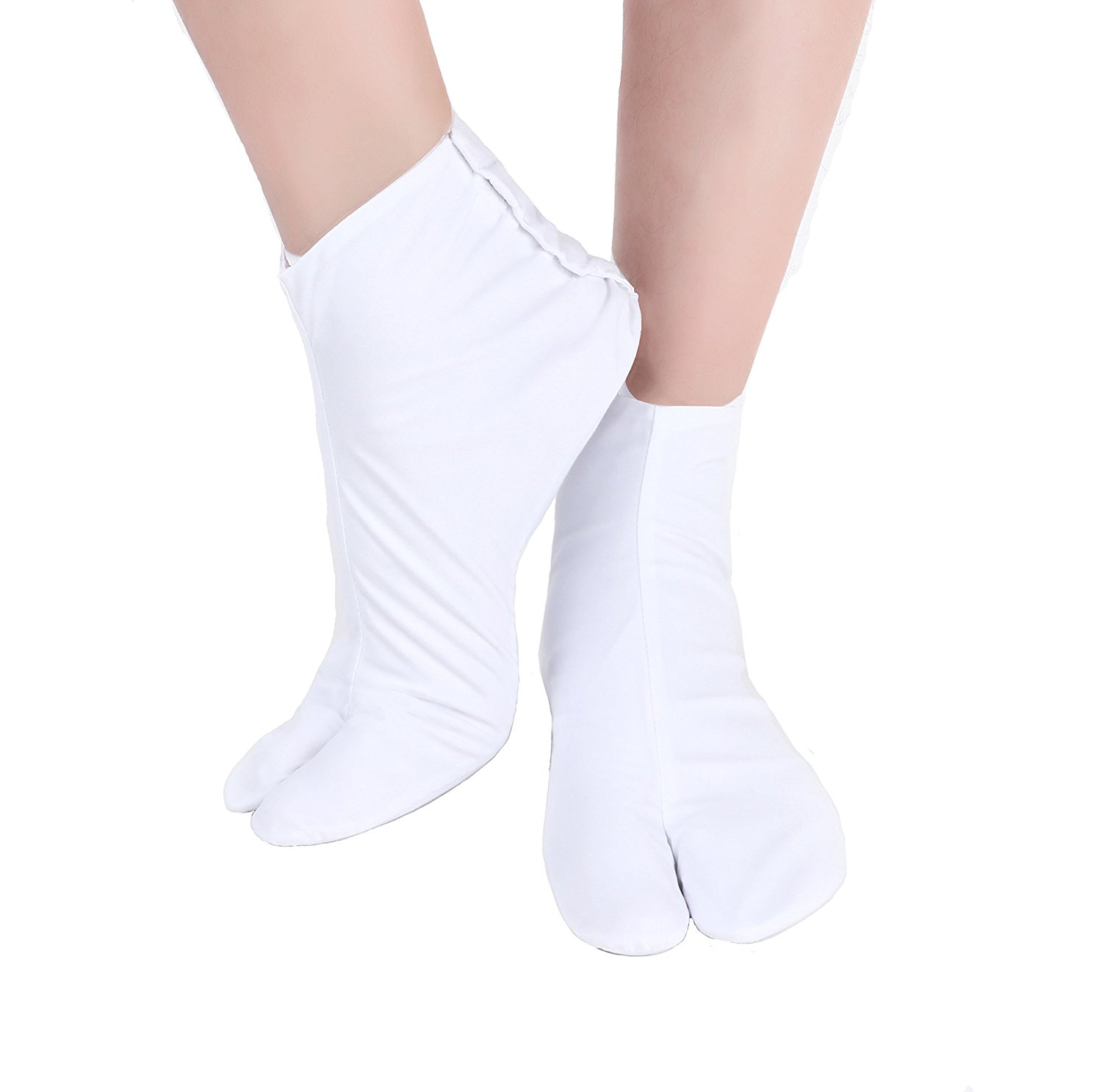837d98cba53a74 Get Quotations ·  Vigo Socks  Flip Flop Socks Indoor Tabi Socks Sandal Socks  Black   White