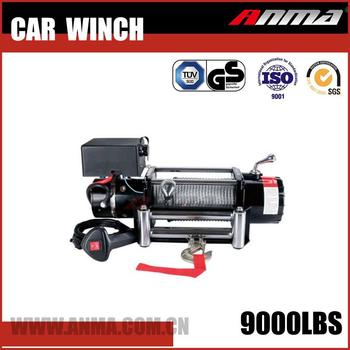 manual anchor winch for small boats