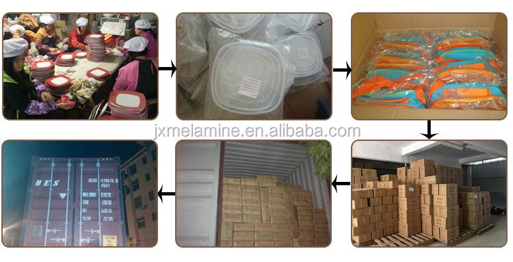 Nguyên liệu hóa chất Melamine formaldehyde bột nhựa 99.8% urê đúc hợp chất melamine bột