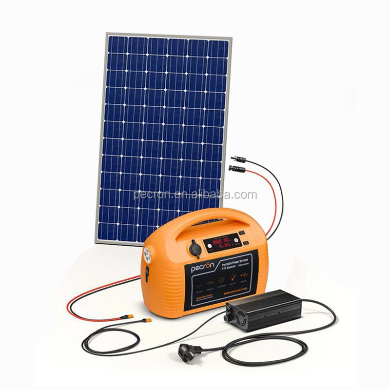1000W portable and intelligent multifunction power station generator with off line ups power supply