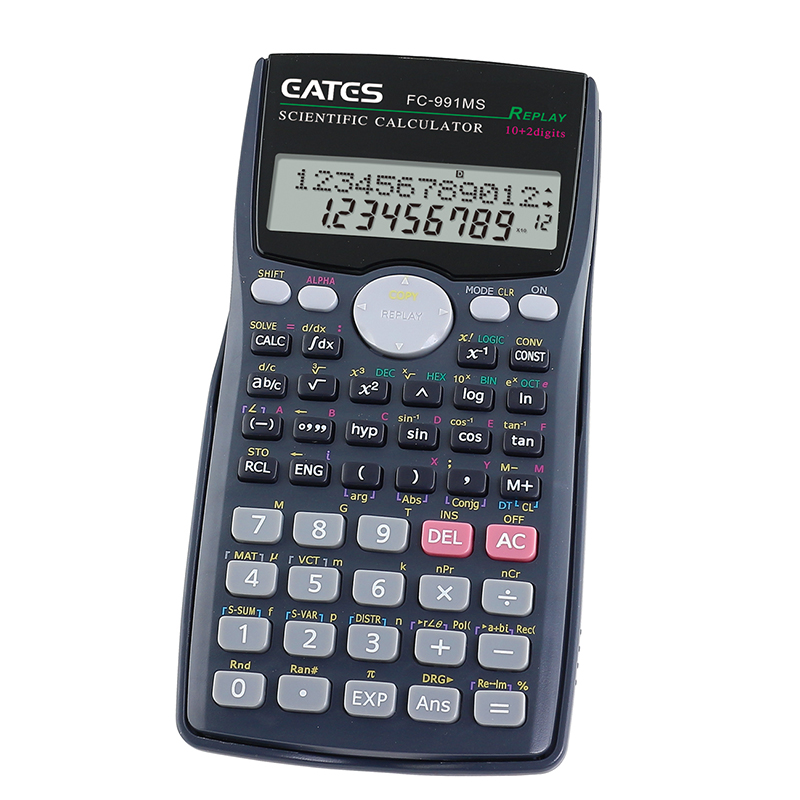 FC-991MS scientific calculator with 401 function