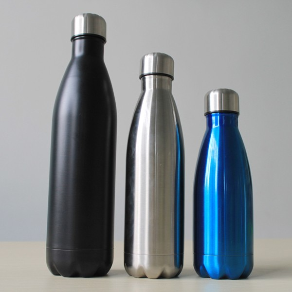 2016 New Design Vacuum Insulated 1liter Double-wall ...