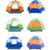 Turret automatic 3-9 persons large waterproof portable beach round pop up custom collapsible instant tent