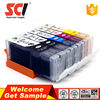 High profit compatible edible ink cartridge for canon