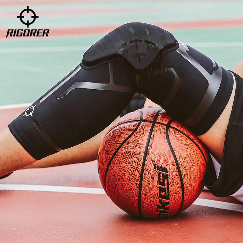 Rigorer knee support brace basketball football sports knee and elbow pads knee support for running