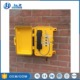 JR101-4B Speed dial SIP Telephone for Power Plants, Vandal resistant Chemical Plants VoIP Intercom