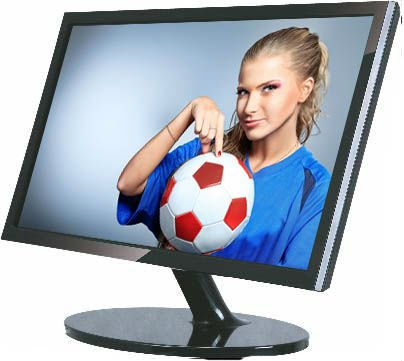 20 Inch Widescreen LCD Computer Monitor