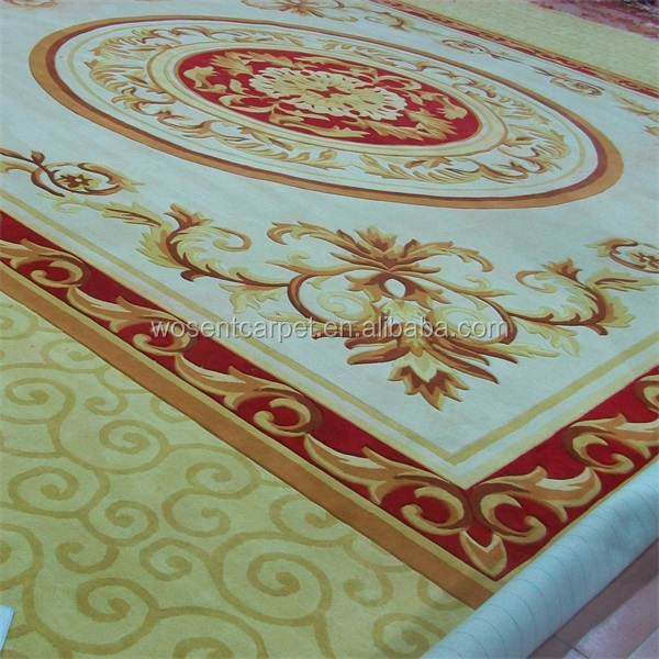 Chinese wool handmade carpet rug flower design carpets and rugs wall to wall wool carpet