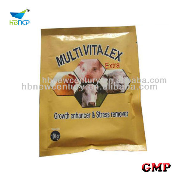 MULTIVITAMIN SOLUBLE POWDER 50g 100g 500g 1000g