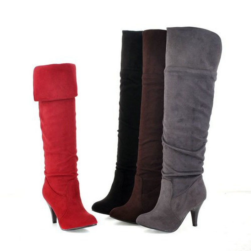 Sexy Boots Large Women 34