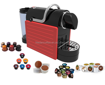 Cappuccino Nespresso Capsule Espresso Coffee Machines with Milk Frother JH-02